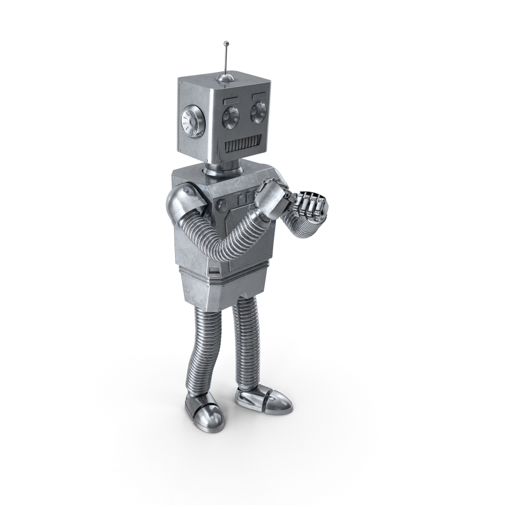 Robot boxing